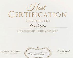 Host Certification